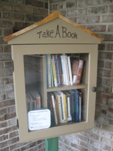 The Poor Clares' new little library