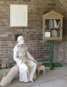 The Poor Clares' Little Library